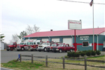 Bethesda Volunteer Fire Department Front View of Building and Trucks